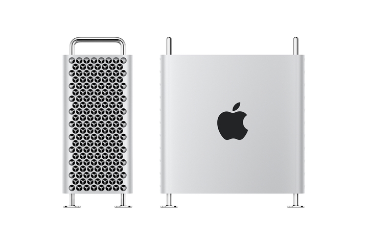 mac pro outside