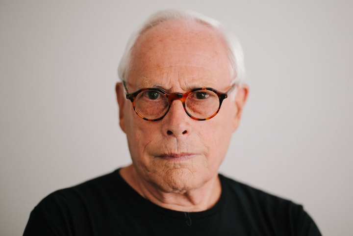 portrait of Dieter Rams