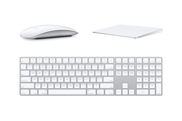 peripherals white