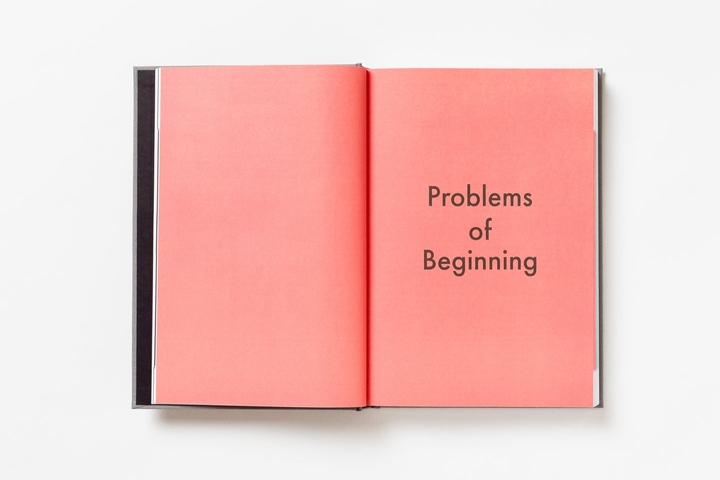 The Problems of Beginning chapter